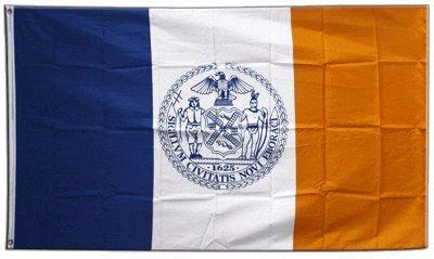 Flagge USA New York CITY - 90 x 150 cm