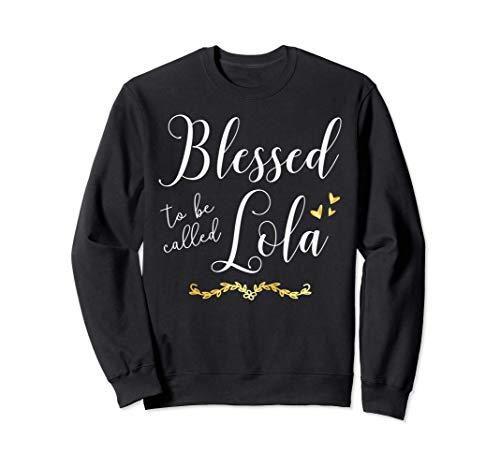 Sudadera Lola para mujer Filipino Grandma Christmas Gifts Sudadera
