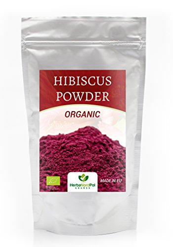 Hibiscus poudre BIO Matcha Style  500micrones 250GR