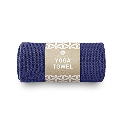 Lotuscrafts Toalla Yoga Antideslizante Grip - Antideslizante...