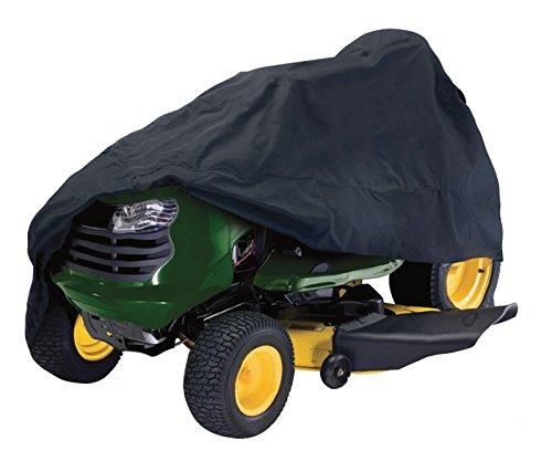 Couvercle de tracteur de tondeuse à gazon pour monter sur des terrasses jusqu'à 54 \