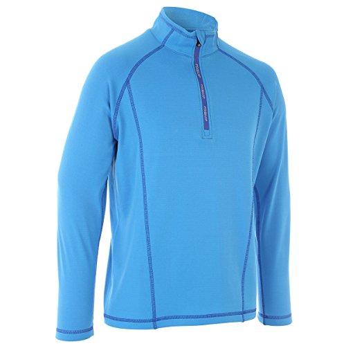 Proquip 2016 Pro-Lite Thermal Mid-Layer Fleece Lightweight Cover-up Mens Golf Wind Top Cyan XL