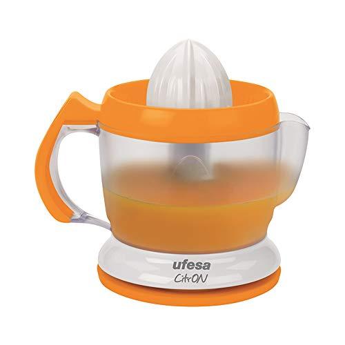 Ufesa Exprimidor EX4939 Activa Color Naranja, 40W, 1L