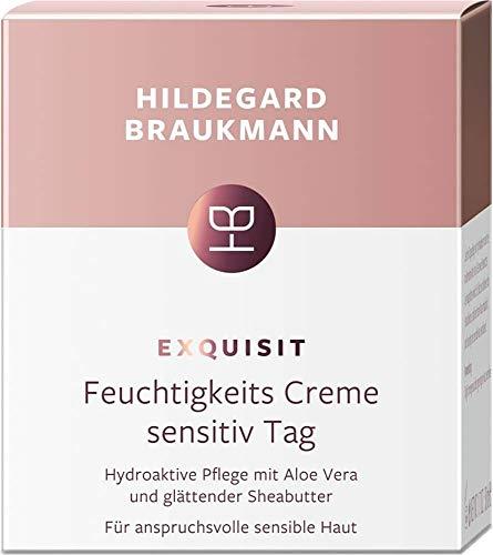 Hildegard Braukmann Exquisit Feuchtigkeitscreme sensitiv, 50 ml