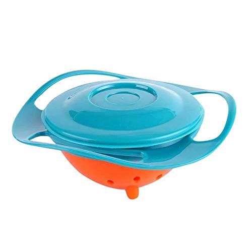 NO BAND 360 Grad gedreht mit Doppelgriff-Fütterung Fütterungssichere auslaufsichere Tasse Säuglingswasserflasche-25