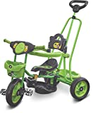 Toyzone - 92759 Ben10 Baby Tricycle 3 in 1