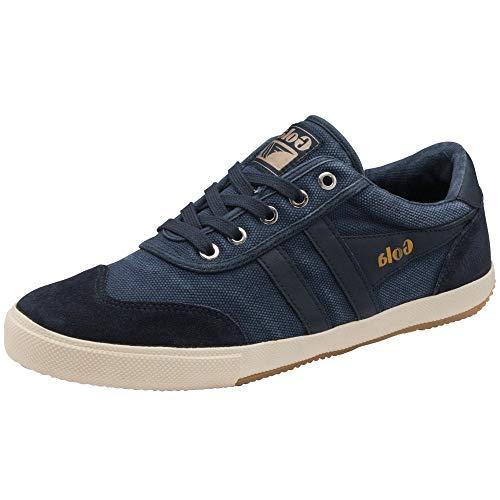 Gola Herren Badminton Mono Sneaker, Navy, 44 EU