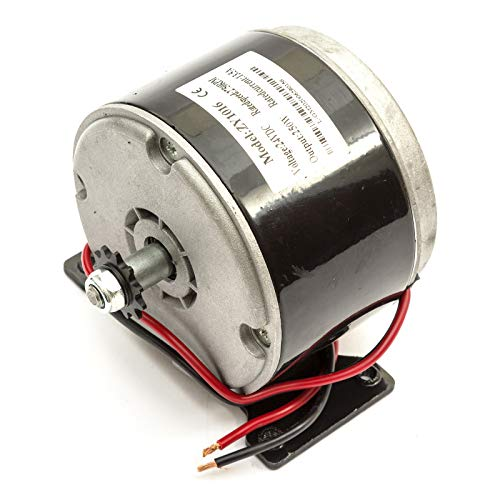 PetrolScooter Electric E Bike Scooter Motor 24 Volt 250 Watt 11T Chain Sprocket ZY1016