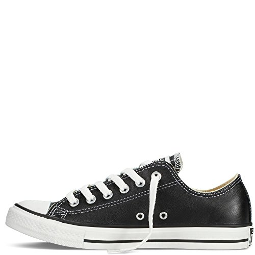 Converse Chuck Taylor All Star Leather 132174C Negro (36 EU)