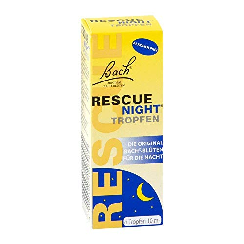 Bach original Rescue Night Tropfen, 10 ml