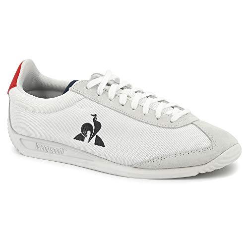 Le Coq Sportif Quartz Tricolore, Zapatillas para Hombre, Optical White, 41 EU