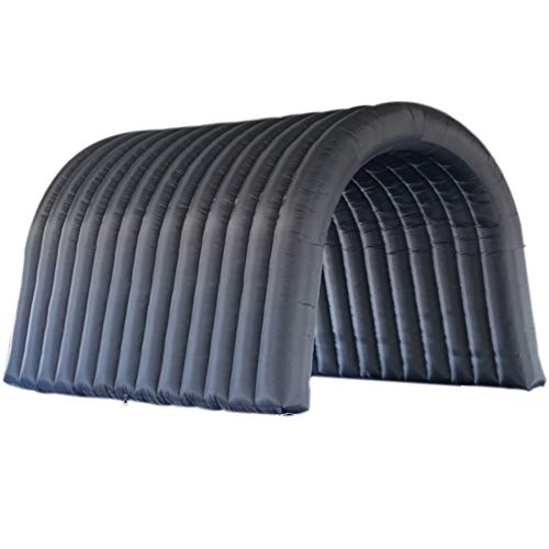 SAYOK Inflatable Tunnel Sports Tunnel Entrance Inflatable Tunnel Tent for Event Exhibition...