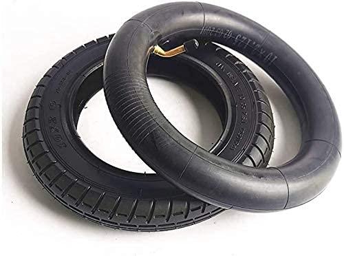 Neumáticos de Scooter eléctrico, neumáticos de vacío a Prueba de explosiones 70/65-6.5, Antideslizantes, Gruesos y Resistentes al Desgaste, adecuados para neumáticos de Scooter eléctrico de Coche