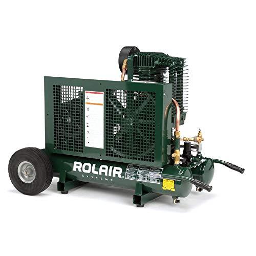 Rol-Air 5230K30CS 5-Hp 9-Gallon 230 Volt Compressor
