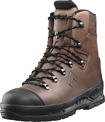 Haix Trekker Mountain Bestens geschützt bei der Arbeit: Sicherheitsschuhe für Forst, Handwerk und Industrie. 44