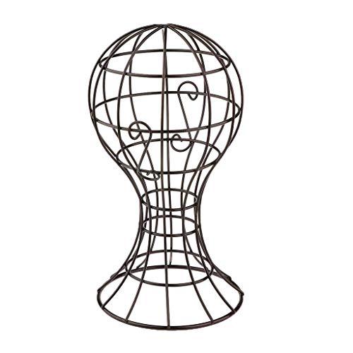 Backbayia Ständer für Kappe, Hutständer, Halterung aus Metall