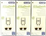 3 Eco Decalk Entkalker 500 ml für Kaffeevollautomaten