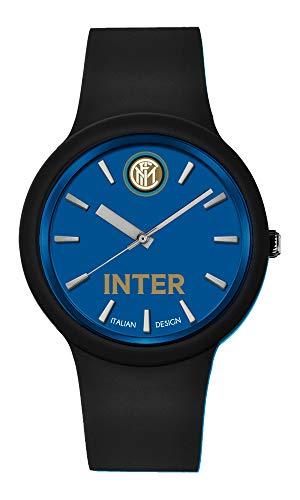 Inter P-IN430XB5, Orologio Sportivo Unisex-Adulto, Nero
