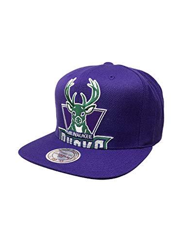 Mitchell & Ness Milwaukee Bucks Hat