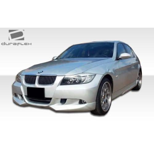 BMW E90 Front Lip Black: Amazon com