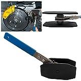 Safego Auto Ratchet Chiave freno Pistone Pinza Chiave spalmatore Pinza Press Doppia Quad smazzatore Auto Repair Tool