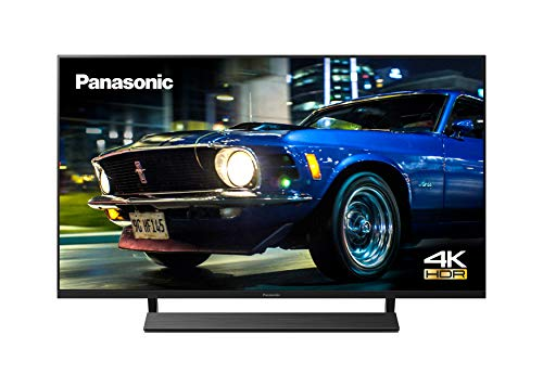 Panasonic TX-40HX800BZ 40 Inch 4K Multi HDR LED LCD Smart TV with Dolby Vision, Dolby Atmos, Freeview Play (2020), Black