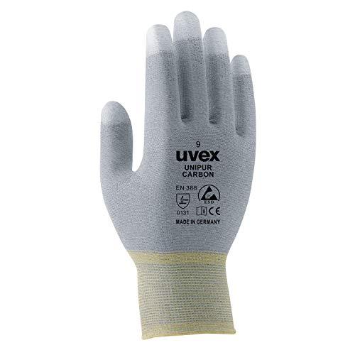 Nylon-Strick-HS,Unipur Carbon,Gr.8