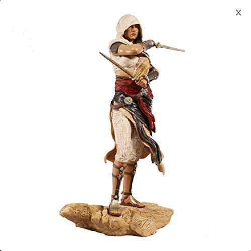 OYQQ Estatua modeloo Assassin S Creed Origins Aya Aya Juegos Alrededor De Estatua Modellate A Ma