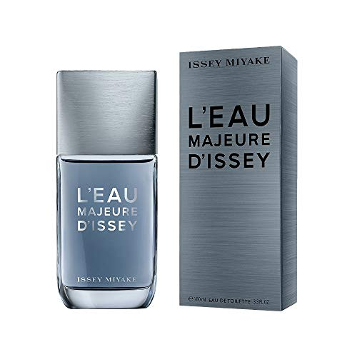 L'Eau Majeure by Issey Miyake Eau De Toilette For Men, 100ml