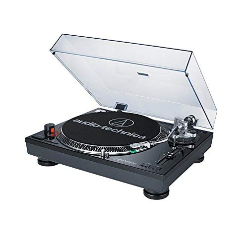 Audio-Technica AT-LP120BK-USB Di...
