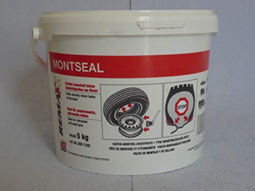 Rema Tip Top Remaxx Montseal 593133 - Pasta de montaje para neumáticos (5 kg)
