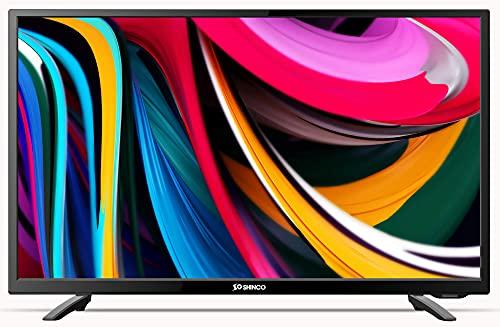 Shinco 80 cm (32 Inches) HD Ready LED TV SO3A (Black) (2020 model)