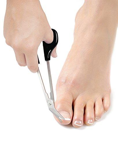 Eurosell - XXL Maniküre Pediküre Schere Fußnagelschere Nagelschere extra gross - perfekt für Senioren (1)
