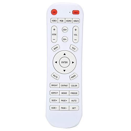 Ersatz für Universal Fernbedienung für Projektor, TV, STB (DVB-T/Sat/Kabel), Blu-ray/DVD, Audio/Soundbars