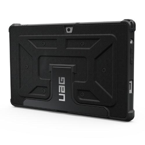 URBAN ARMOR GEAR UAG-SFPRO1/2-BLK-VP Surface Pro Scout 1/2 Folio Case-noir / noir