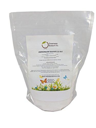 Ammonium Sulfate 21-0-0 Fertilizer