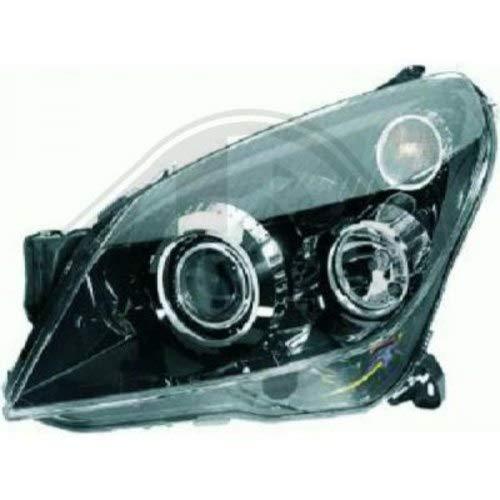 phare bi-xenon G ASTRA, 04->> D2S+H7+moteur/DEPO