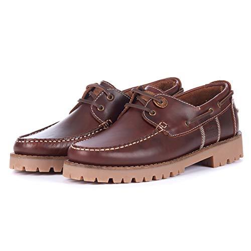 Barbour Herren Stern Leder Smart Walking Casual Fashion Schuhe EU 39-47