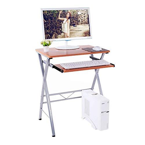 BDD Klapptisch Home/Office Mdf Computer Schreibtisch Mit Tastaturständer - Erhältlich In 60 cm Oder 44 cm Breite, Home