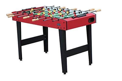 KICK Elite 48' in Red Foosball Table
