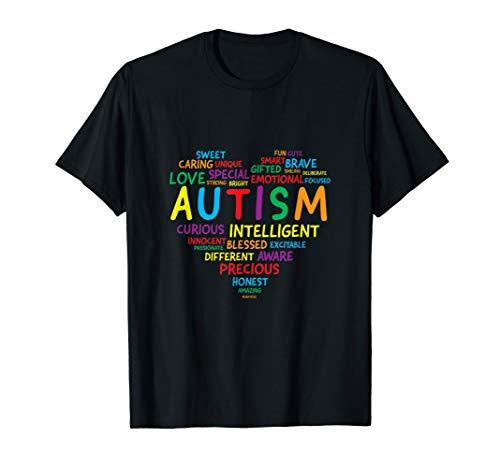 Autism Awareness Shirts Autism Heart Shirt Autism Shirts T-Shirt