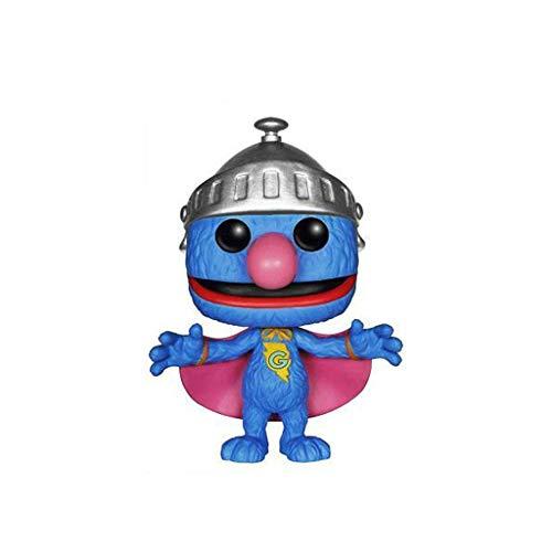 Funko Pop Sesame Street : Super Grover 3.75inch Vinyl Gift for Anime Fans SuperCollection