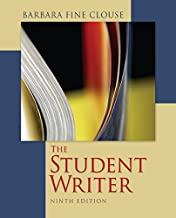The Student Writer with Connect Access Card for Connect Composition Essentials