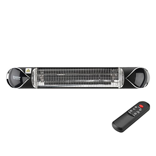 Heat Outdoors Shadow Nirvana Carbon Infrared Patio...
