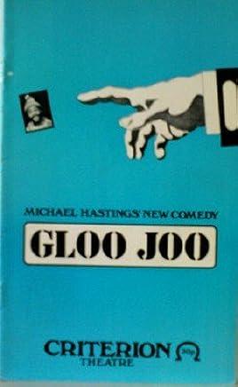 CRITERION THEATRE PROGRAMME: Gloo Joo: Oscar James, Heather Tobias, Antony Brown, Dave Hill, Edward Halsted, Akosua Busia