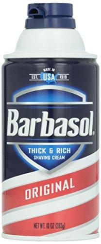 Price comparison product image Barbasol Shaving Cream,  Original,  10 oz