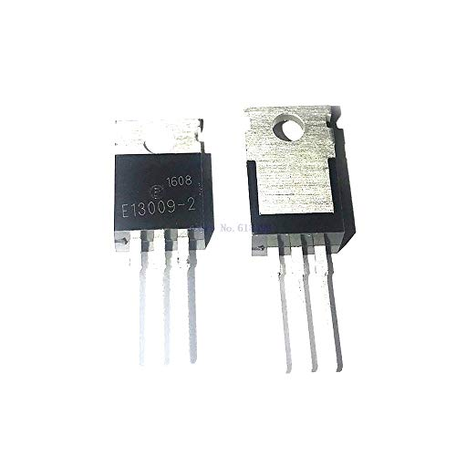 10pcs/lot Switching Triode Power Supply Common Transistor TO-220 Package MJE13009-2