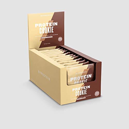 Protein Cookie (12x75g) 12 Unidades 900 g