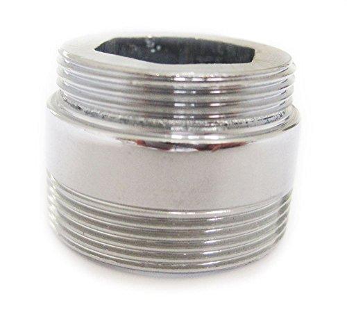 Adaptador de Metal sólido para 22mm Cocina Ahorro de Agua del Grifo Grifo aireador para 24mm