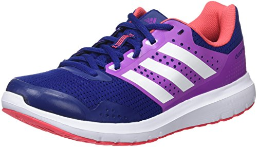 adidas Duramo 7, Zapatillas de Running Mujer, (Unity Ink/FTWR White/Shock Purple), 37 1/3 EU